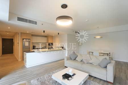 فلیٹ 2 غرفة نوم للايجار في قرية جميرا الدائرية، دبي - Fully Furnished | Pool Facing | Biggest Layout
