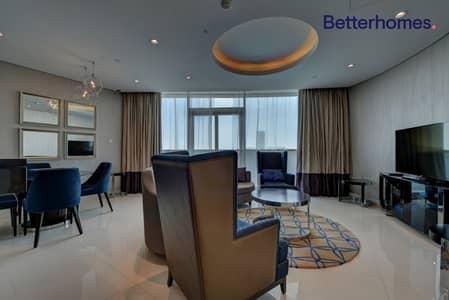 شقة 2 غرفة نوم للايجار في وسط مدينة دبي، دبي - High Floor | Full Burj Khalifa View