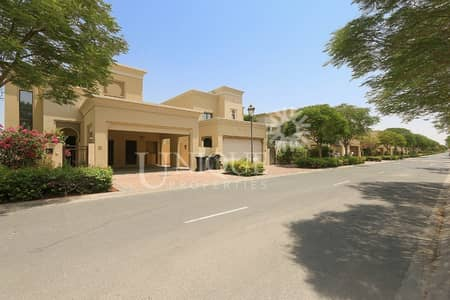 3 Bedroom Townhouse for Rent in Arabian Ranches 2, Dubai - Casa AR2 | Corner | Single Row | Huge Plot