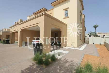 3 Bedroom Villa for Rent in Reem, Dubai - Mira 5 | 1E Single Row | Close to Pool & Park