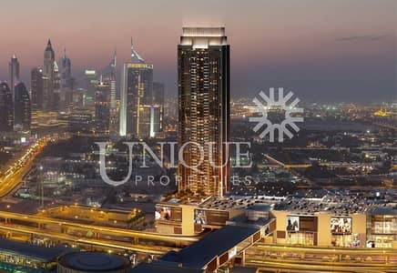 1 Bedroom Flat for Sale in Downtown Dubai, Dubai - Zabeel view 1BR in Downtown Views | High Floor