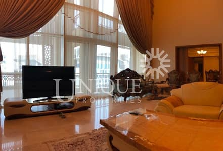 5 Bedroom Penthouse for Rent in Palm Jumeirah, Dubai - Duplx Upgraded Penthouse UNFURN or FURN 1 Mo. Free