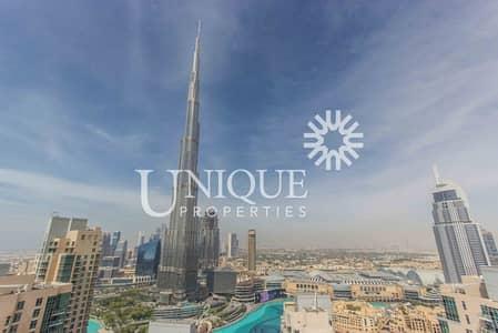 شقة 2 غرفة نوم للبيع في وسط مدينة دبي، دبي - 2 Beds | Burj & Fountain V. | High Floor | VOT