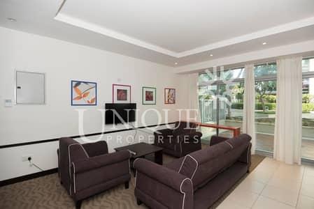 شقة 1 غرفة نوم للبيع في وسط مدينة دبي، دبي - Huge Terrace