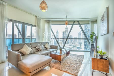 2 Bedroom Flat for Rent in DIFC, Dubai - Stylish Apartment | Spacious | Self Check-in