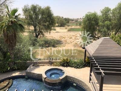 فیلا 5 غرف نوم للايجار في المرابع العربية، دبي - Golf Course View   Pool   5 Bed in Savannah