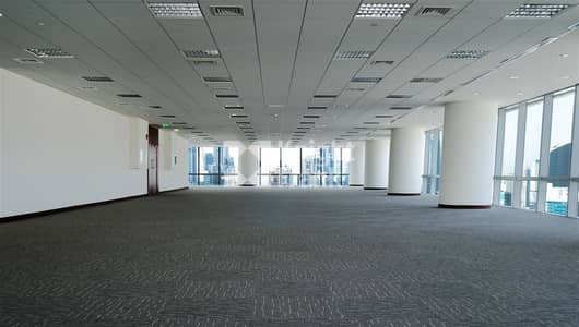 مکتب  للايجار في الخليج التجاري، دبي - Fitted Office to Lease in Business Bay