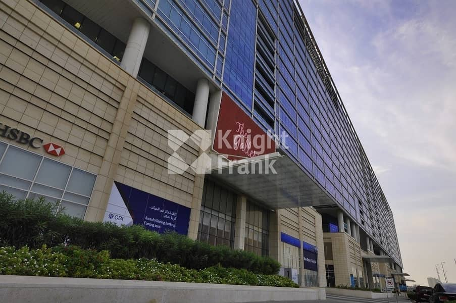 2 Office space to lease in Downtown Jebel Ali