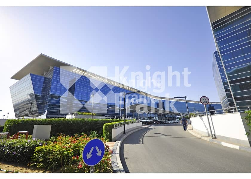 2 Dubai South | Freezone Offices to Lease