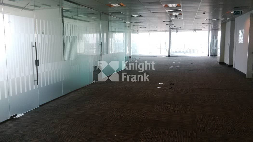 10 Office space to lease in Downtown Jebel Ali
