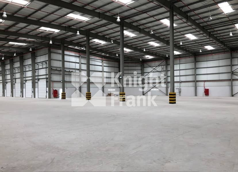 2 Spacious Warehouse available for sell-JAFZA South
