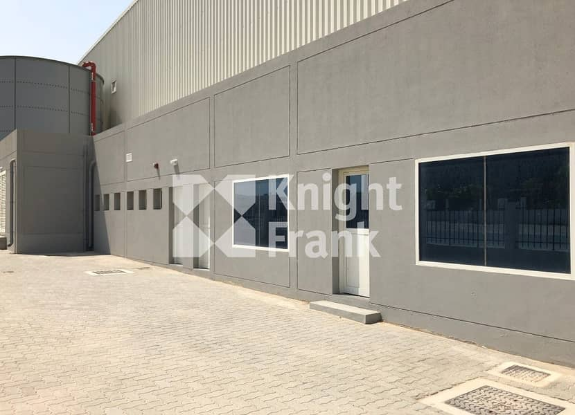 12 Spacious Warehouse available for sell-JAFZA South