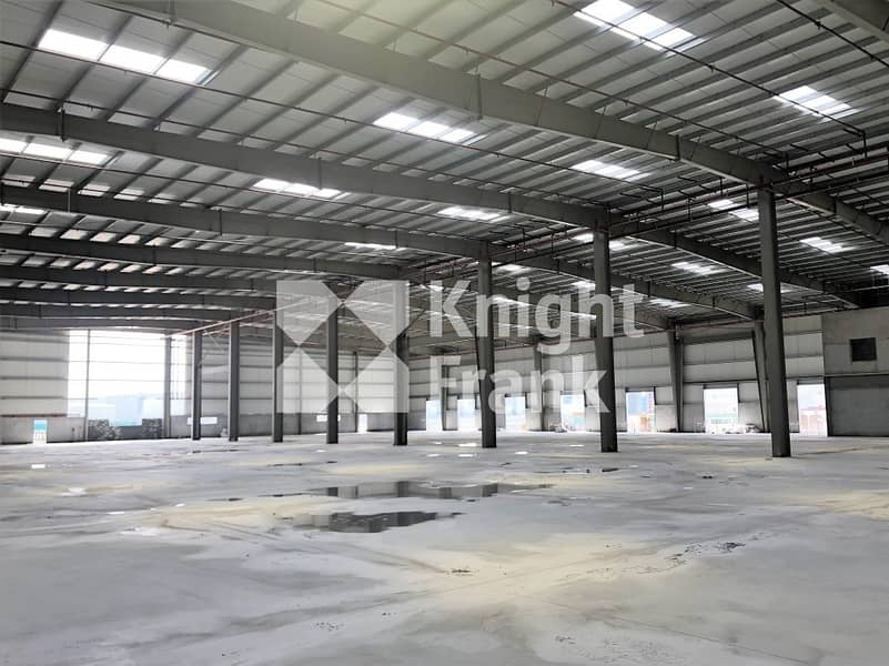New modern warehouse in DWC 5