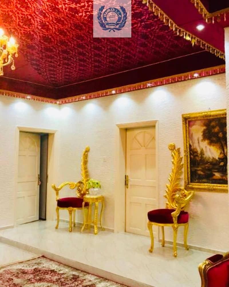 29 Elegant ! 4 Master Bedrooms Villa With Outside Kitchen Al Falaj@AED130k