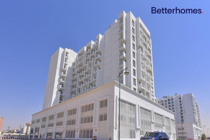 12 Balcony | Spacious Studio | Al Furjan