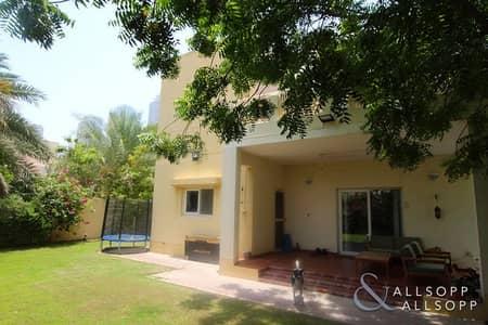 4 Bedroom Villa for Rent in The Meadows, Dubai - 4 Bedroom | Single Row | Close to Pool