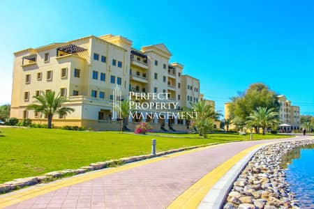 2 Bedroom Penthouse for Rent in Yasmin Village, Ras Al Khaimah - 2BHK Penthhouse for rent in Yasmin Village with lake view