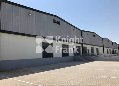 Warehouse for Rent in Al Samha, Abu Dhabi - Available for rent - Warehouse in KIZAD