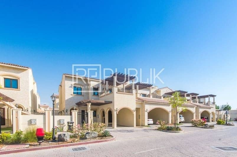 58 Well Maintained Modern 3 BR Villa with Maid Room