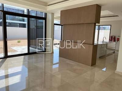 فیلا 4 غرف نوم للايجار في جزيرة السعديات، أبوظبي - Colossal Plot 4 BR Villa Type B with Maid Room
