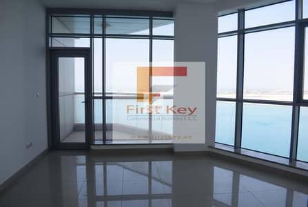2 Bedroom Apartment for Rent in Al Reem Island, Abu Dhabi - Sea Views