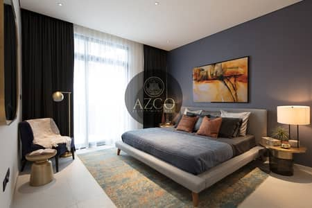 3 Bedroom Apartment for Sale in Jumeirah Village Circle (JVC), Dubai - Freehold Brand New Maid's room with installment without Commission in Jumeirah Village Circle Dubai