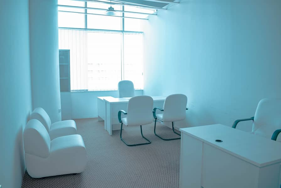 SPECIAL OFFER - 220 SQFT OFFICE - UPTO 12 Cheques available