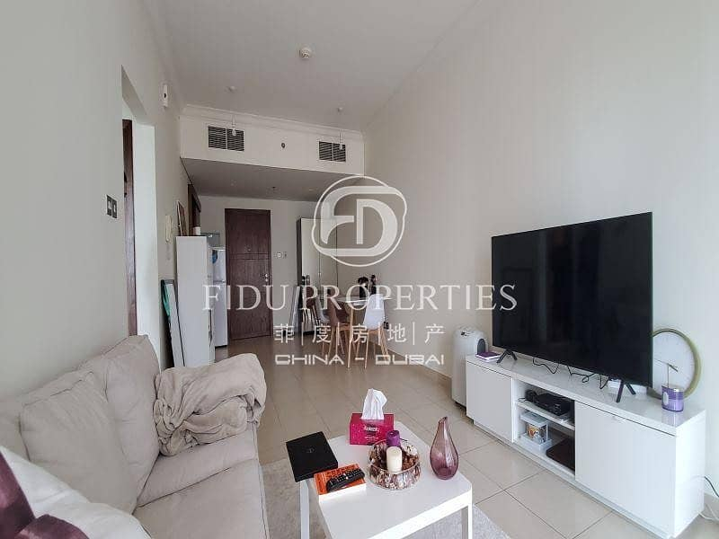 Stunning 1 Bedroom Apartment in 8 Boulevard