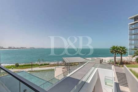 شقة 2 غرفة نوم للايجار في جزيرة بلوواترز، دبي - EXCLUSIVE FULL SEA VIEW 2BR | READY TO MOVE IN
