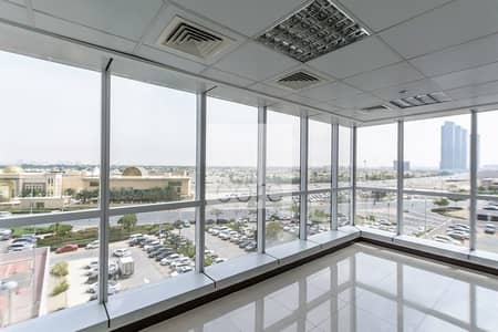 Office for Sale in Jumeirah Lake Towers (JLT), Dubai - Fitted Office | Low Floor | Close to Metro