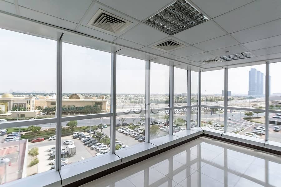 Fitted Office   Low Floor   Close to Metro