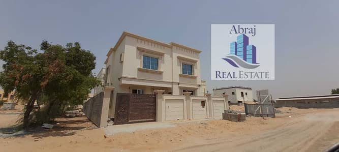 5 Bedroom Villa for Sale in Al Helio, Ajman - Villa location for sale 980 thousand