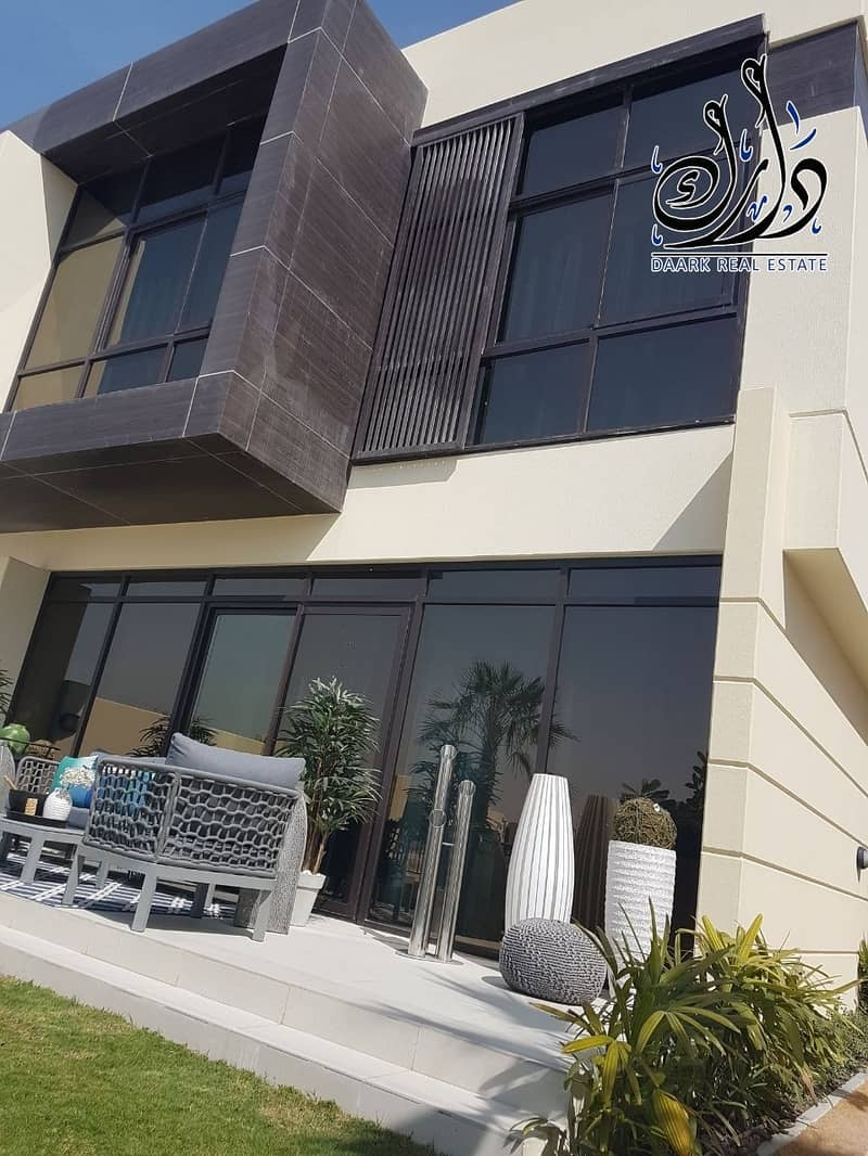 Best Priced affordable luxury 3 bed villa in Damac Hills