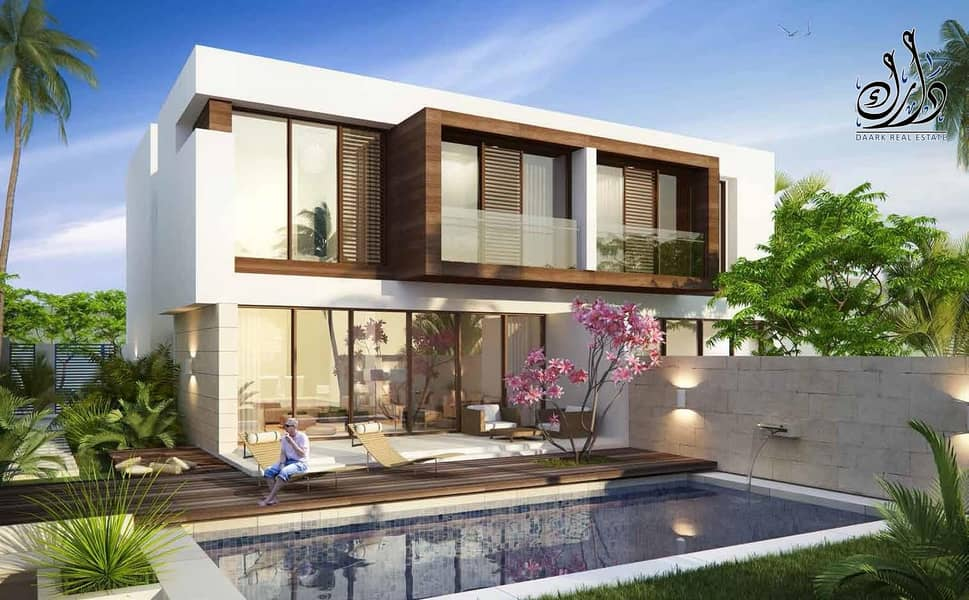 10 Best Priced affordable luxury 3 bed villa in Damac Hills