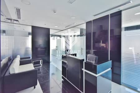 Office for Sale in Business Bay, Dubai - Fitted Furnished Office | Prime Location