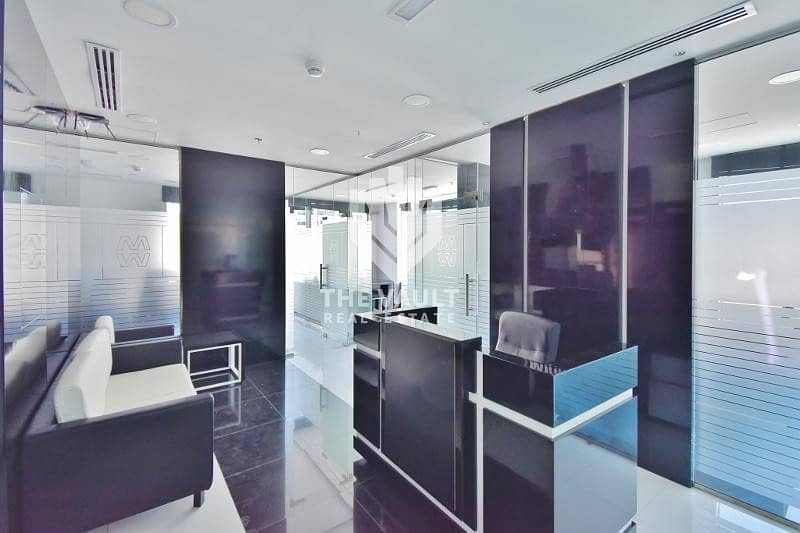 Fitted Furnished Office | Prime Location