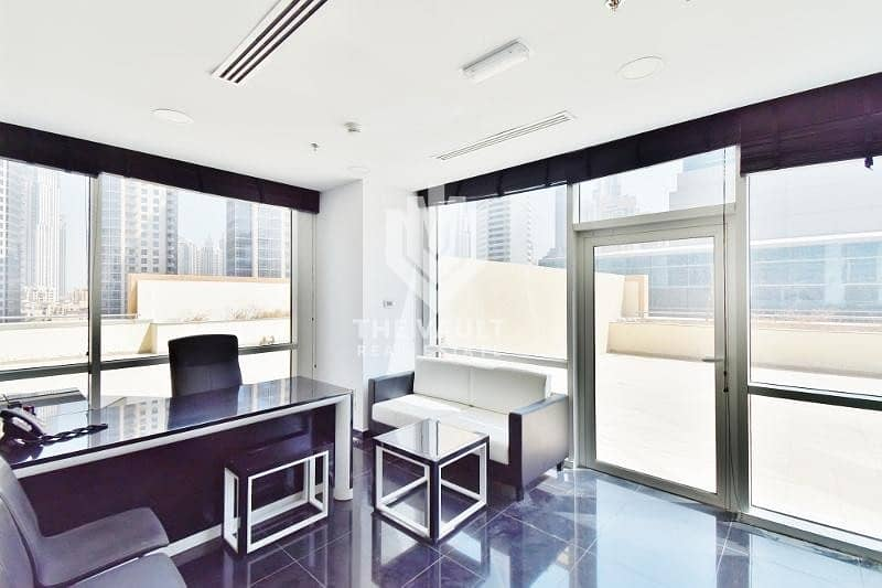 2 Fitted Furnished Office | Prime Location