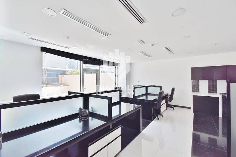 15 Fitted Furnished Office | Prime Location