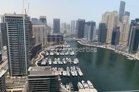 Superb 3BR| High Floor| Full Marina| Vacant