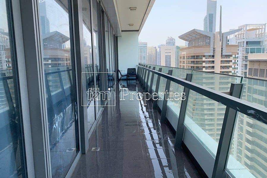 26 Superb 3BR| High Floor| Full Marina| Vacant
