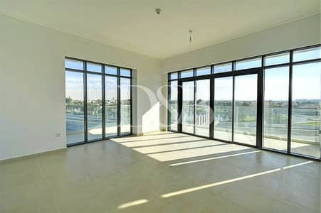 2 Bedroom Flat for Rent in The Hills, Dubai - Corner 2 BR|L Shape Terrace|Emirates Living View