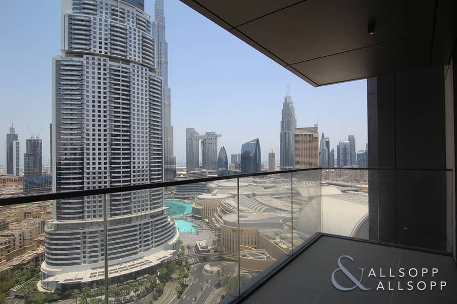 2 Boulevard Point | Two Bedroom | Burj View