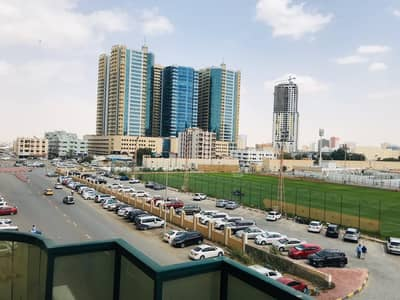 2 BR Flat A1 (Stadium + Open View) for sale in Rashidiya Towers
