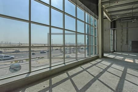 Showroom for Rent in Al Barsha, Dubai - Showroom | Main Road|Supermarket