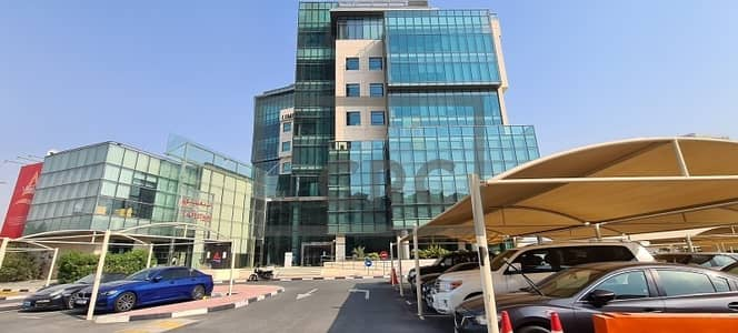 Office for Rent in Jumeirah Village Triangle (JVT), Dubai - Fully Fitted | With Glass Partitions |Full Floor |