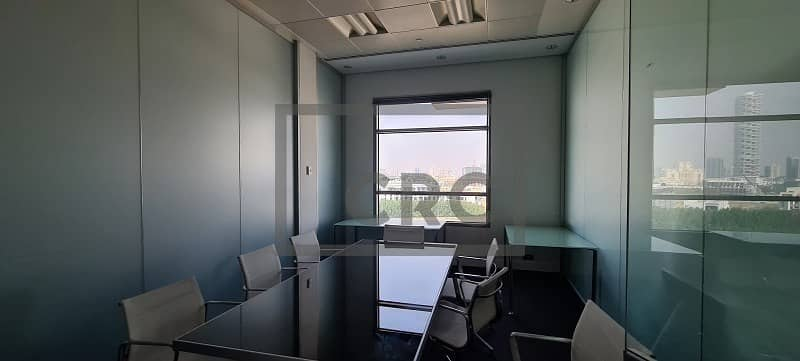 2 Fully Fitted | With Glass Partitions |Full Floor |
