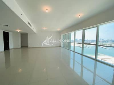 3 Bedroom Apartment for Rent in Al Reem Island, Abu Dhabi - Everywhere Luxurious! Ample 3BR+Maids Room