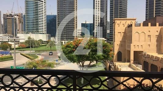 Lovely View |1 BR | Unfurnished | Miska Tower