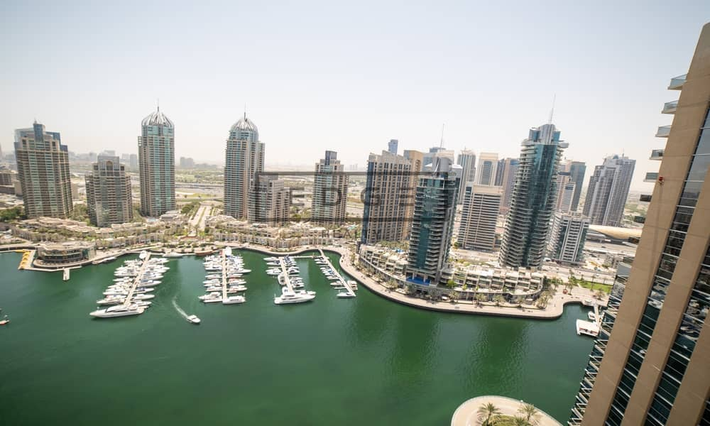 20 Furnished | Awesome Marina View | Upgraded