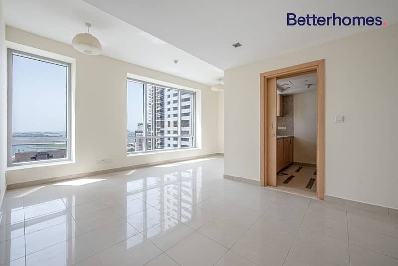 High Floor | Sea View I Vacant I Multiple Cheques
